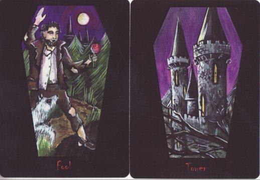 Как выбрать свою колоду? Dracula