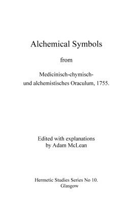 alchemy research paper Alchemy research librarysymbols of alchemy - what is alchemy - inner alchemy - articles - fundamentals of alchemy - gnostic science of alchemy - history - occ.