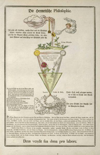 rosenkreuzer und schlarraffen