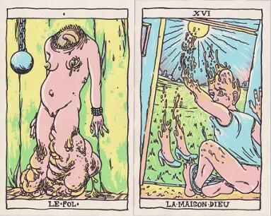 lesbian tarot nude adult erotic