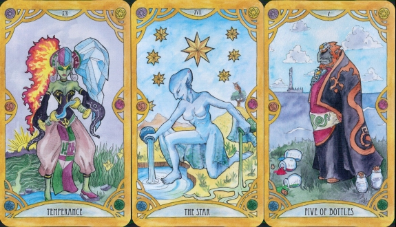Artistic Tarot Decks Unpublished Tarot Decks
